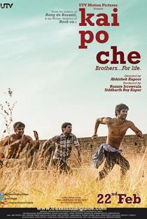 Assistir Kai Po Che! Online Grátis Dublado Legendado (Full HD, 720p, 1080p)   Abhishek Kapoor   2013