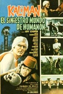 Assistir Kalimán en El Siniestro Mundo de Humanón Online Grátis Dublado Legendado (Full HD, 720p, 1080p) | Alberto Mariscal | 1976