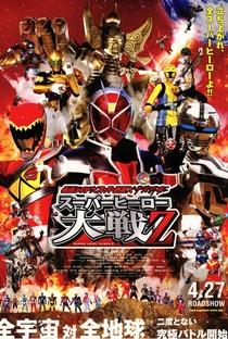Assistir Kamen Rider × Super Sentai × Space Sheriff: Super Hero Taisen Z Online Grátis Dublado Legendado (Full HD, 720p, 1080p) | Osamu Kaneda | 2013