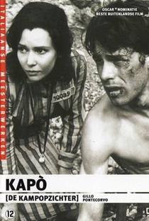 Assistir Kapó – Uma História do Holocausto Online Grátis Dublado Legendado (Full HD, 720p, 1080p) | Gillo Pontecorvo | 1959