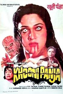 Assistir Khooni Panja Online Grátis Dublado Legendado (Full HD, 720p, 1080p) | Vinod Talwar | 1991