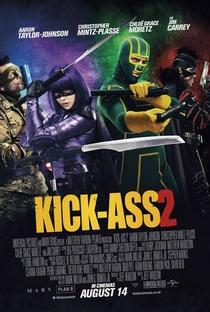 Assistir Kick-Ass 2 Online Grátis Dublado Legendado (Full HD, 720p, 1080p) | Jeff Wadlow | 2013