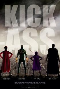 Assistir Kick-Ass: Quebrando Tudo Online Grátis Dublado Legendado (Full HD, 720p, 1080p) | Matthew Vaughn | 2010