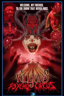 Assistir Killjoy's Psycho Circus Online Grátis Dublado Legendado (Full HD, 720p, 1080p) | John Lechago | 2016