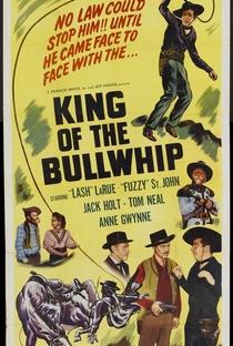 Assistir King of the Bullwhip Online Grátis Dublado Legendado (Full HD, 720p, 1080p) | Ron Ormond | 1950