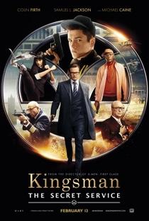 Assistir Kingsman: Serviço Secreto Online Grátis Dublado Legendado (Full HD, 720p, 1080p) | Matthew Vaughn | 2014