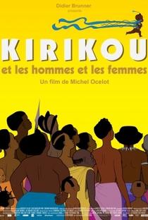 Assistir Kiriku - Os Homens e as Mulheres Online Grátis Dublado Legendado (Full HD, 720p, 1080p)   Michel Ocelot   2012