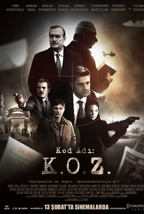 Assistir Kod Adi K.O.Z. Online Grátis Dublado Legendado (Full HD, 720p, 1080p) | Celal Çimen | 2015