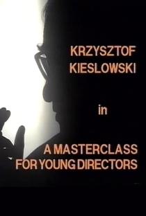 Assistir Krzysztof Kieslowski: A Masterclass for Young Directors Online Grátis Dublado Legendado (Full HD, 720p, 1080p) | Erik Lint | 1995