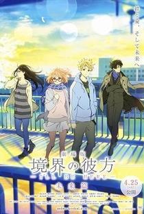 Assistir Kyoukai no Kanata - I'll Be Here- Mirai-hen Online Grátis Dublado Legendado (Full HD, 720p, 1080p) | Taichi Ishidate | 2015