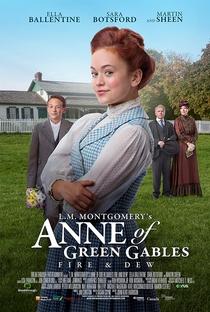 Assistir L.M. Montgomery's Anne of Green Gables: Fire & Dew Online Grátis Dublado Legendado (Full HD, 720p, 1080p) | John Kent Harrison | 2017