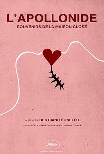 Assistir L'Apollonide - Os Amores da Casa de Tolerância Online Grátis Dublado Legendado (Full HD, 720p, 1080p) | Bertrand Bonello | 2011