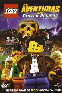 Assistir LEGO: As Aventuras de Clutch Powers Online Grátis Dublado Legendado (Full HD, 720p, 1080p) | Howard E. Baker | 2010