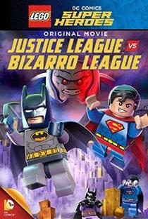 Assistir LEGO DC Comics Super-Heróis: Liga da Justiça vs. Liga Bizarro Online Grátis Dublado Legendado (Full HD, 720p, 1080p) | Brandon Vietti | 2015