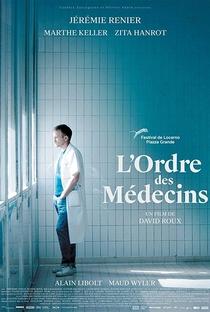 Assistir L'Ordre des médecins Online Grátis Dublado Legendado (Full HD, 720p, 1080p) | David Roux | 2018