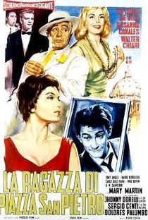 Assistir La Ragazza di Piazza San Pietro Online Grátis Dublado Legendado (Full HD, 720p, 1080p)   Piero Costa   1958