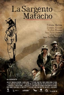 Assistir La Sargento Matacho Online Grátis Dublado Legendado (Full HD, 720p, 1080p) | William González (I) | 2015