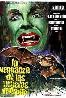 Assistir La Venganza de las Mujeres Vampiro Online Grátis Dublado Legendado (Full HD, 720p, 1080p) | Federico Curiel | 1970