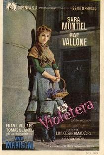 Assistir La Violetera Online Grátis Dublado Legendado (Full HD, 720p, 1080p)   Luis César Amadori   1958