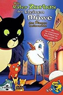 Assistir La gabbianella e il gatto Online Grátis Dublado Legendado (Full HD, 720p, 1080p) | Enzo D'Alò | 1998