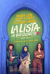 Assistir La lista de los deseos Online Grátis Dublado Legendado (Full HD, 720p, 1080p)   Álvaro Díaz Lorenzo   2020