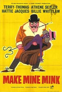 Assistir Ladrões de Casacos Online Grátis Dublado Legendado (Full HD, 720p, 1080p) | Robert Asher (I) | 1960
