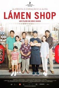 Assistir Lámen Shop Online Grátis Dublado Legendado (Full HD, 720p, 1080p) | Eric Khoo | 2018
