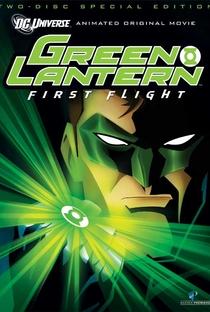 Assistir Lanterna Verde: Primeiro Vôo Online Grátis Dublado Legendado (Full HD, 720p, 1080p) | Lauren Montgomery | 2009