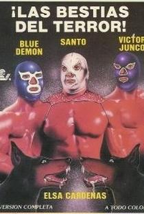 Assistir Las Bestias del Terror Online Grátis Dublado Legendado (Full HD, 720p, 1080p) | Alfredo B. Crevenna | 1973
