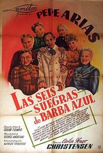 Assistir Las Seis Suegras de Barba Azul Online Grátis Dublado Legendado (Full HD, 720p, 1080p) | Carlos Hugo Christensen | 1945