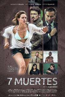 Assistir Las siete muertes Online Grátis Dublado Legendado (Full HD, 720p, 1080p) | Gerardo Herrero (I) | 2017