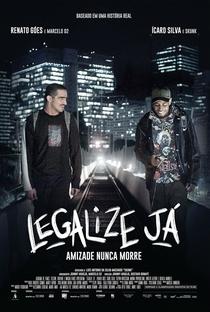 Assistir Legalize Já - Amizade Nunca Morre Online Grátis Dublado Legendado (Full HD, 720p, 1080p) | Gustavo Bonafé