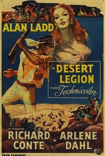 Assistir Legião do Deserto Online Grátis Dublado Legendado (Full HD, 720p, 1080p)   Joseph Pevney   1953
