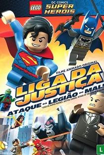 Assistir Lego Liga da Justiça - Ataque da Legião do Mal! Online Grátis Dublado Legendado (Full HD, 720p, 1080p) | Rick Morales | 2015