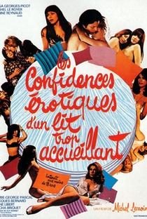 Assistir Les Confidences Érotiques d'un Lit Trop Accueillant Online Grátis Dublado Legendado (Full HD, 720p, 1080p) | Michel Lemoine (I) | 1973