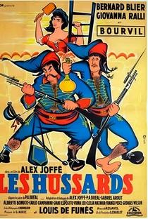Assistir Les hussards Online Grátis Dublado Legendado (Full HD, 720p, 1080p) | Alex Joffé | 1955