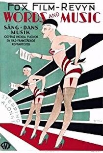 Assistir Letra e Música Online Grátis Dublado Legendado (Full HD, 720p, 1080p) | James Tinling | 1929