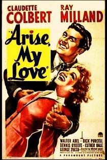 Assistir Levanta-te meu amor Online Grátis Dublado Legendado (Full HD, 720p, 1080p) | Mitchell Leisen | 1940