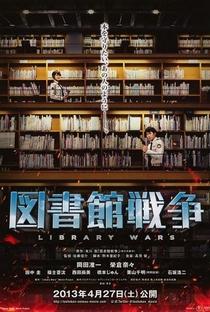 Assistir Library Wars Online Grátis Dublado Legendado (Full HD, 720p, 1080p) | Shinsuke Sato | 2013