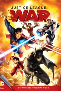 Assistir Liga da Justiça: Guerra Online Grátis Dublado Legendado (Full HD, 720p, 1080p) | Jay Oliva | 2014