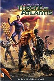 Assistir Liga da Justiça: Trono de Atlantis Online Grátis Dublado Legendado (Full HD, 720p, 1080p) | Ethan Spaulding | 2015