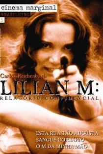 Assistir Lilian M: Relatório Confidencial Online Grátis Dublado Legendado (Full HD, 720p, 1080p) | Carlos Reichenbach | 1975