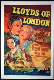 Assistir Lloyd's de Londres Online Grátis Dublado Legendado (Full HD, 720p, 1080p) | Henry King (I) | 1936
