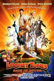 Assistir Looney Tunes: De Volta à Ação Online Grátis Dublado Legendado (Full HD, 720p, 1080p) | Joe Dante (I) | 2003