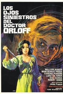 Assistir Los Ojos Siniestros del Doctor Orloff Online Grátis Dublado Legendado (Full HD, 720p, 1080p) | Jesús Franco (I) | 1973
