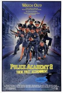 Assistir Loucademia de Polícia 2: A Primeira Missão Online Grátis Dublado Legendado (Full HD, 720p, 1080p)   Jerry Paris (I)   1985