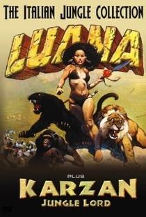 Assistir Luana, a Filha da Floresta Online Grátis Dublado Legendado (Full HD, 720p, 1080p) | Roberto Infascelli | 1968