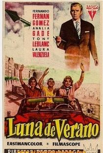 Assistir Luna de Verano Online Grátis Dublado Legendado (Full HD, 720p, 1080p) | Pedro Lazaga (I) | 1959