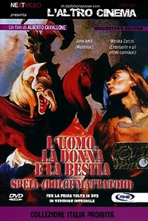 Assistir L'uomo, La Donna e La Bestia Online Grátis Dublado Legendado (Full HD, 720p, 1080p) | Alberto Cavallone | 1977