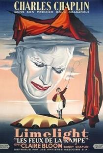 Assistir Luzes da Ribalta Online Grátis Dublado Legendado (Full HD, 720p, 1080p)   Charles Chaplin   1952
